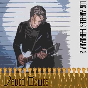 David Bowie 2004-02-02 Los Angeles ,Shrine Auditorium (IEM Master Benchboy -zannalee1967 remake) - SQ -9