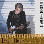 David Bowie 2004-02-03 Los Angeles ,The Wiltern Theatre (Benchboy – remake) – SQ -9
