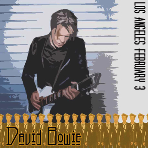David Bowie 2004-02-03 Los Angeles ,The Wiltern Theatre (Benchboy - remake) - SQ -9