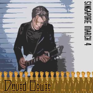 David Bowie 2004-03-04 Singapore Island ,Singapore Indoor Stadium - SQ 8,5