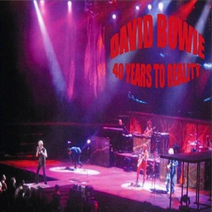 David Bowie 2004-06-05 Holmdel ,New Jersey ,PNC Bank Arts Center - 40 Years To Reality - SQ 9