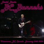 David Bowie 2004-01-24 Vancouver ,General Motors Bowl Dome – BC Bunnehs – SQ 8,5