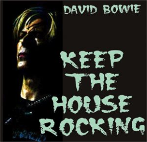 David Bowie 2004-05-19 Milwaukee ,Milwaukee Theatre - Keep The House Rocking - SQ 8,5