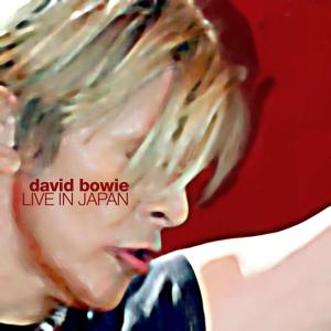 David Bowie 2004-03-08 Tokyo ,Nippon Budokan hall - Live In Japan - SQ -9