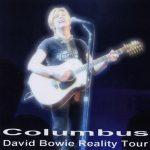 David Bowie 2004-05-24 Columbus ,Veterans Memorial Auditorium – Reality Tour Columbus – SQ -9