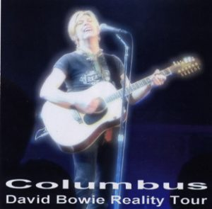 David Bowie 2004-05-24 Columbus ,Veterans Memorial Auditorium - Reality Tour Columbus - SQ -9