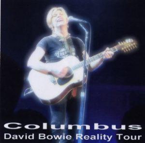 David Bowie 2004-05-24 Columbus ,Veterans Memorial Auditorium - Reality Tour Columbus - SQ -9
