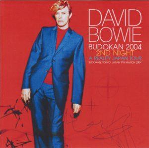 David Bowie 2004-03-09 Tokyo ,Nippon Budokan Hall - Budokan 2004 2nd Night - SQ -9