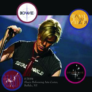 David Bowie 2004-05-25 Buffalo ,Shea's Performing Arts Center - Shea's Performing Arts Center - SQ -9