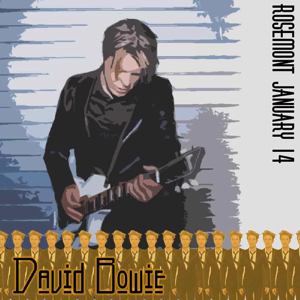David Bowie 2004-01-14 Chicago ,Rosemont Theatre (zannalee1967 remake) - SQ 8,5