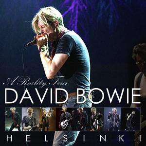 David Bowie 2003-10-10 Helsinki ,Hartwall Arena – SQ 8,5