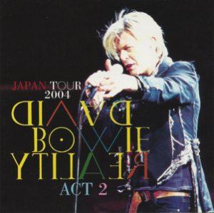 David Bowie 2004-03-09 Tokyo ,Nippon Budokan - Japan Tour 2004 , Act 2 - SQ -9