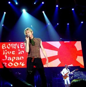 David Bowie 2004-03-09 Tokyo ,Nippon Budokan – Bowie live In Japan 2004 – SG -9