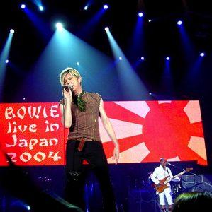 David Bowie 2004-03-09 Tokyo ,Nippon Budokan Hall – Bowie live In Japan 2004 – SG -9