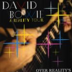 David Bowie 2004-03-09 Tokyo ,Nippon Budokan Hall – Over Reality's – SQ -9