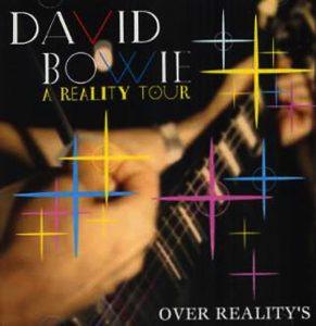 David Bowie 2004-03-09 Tokyo ,Nippon Budokan Hall - Over Reality's - SQ -9