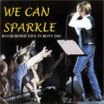 David Bowie 2002-09-27 Bonn ,Museumsplatz - We Can Sparkle - SQ 9