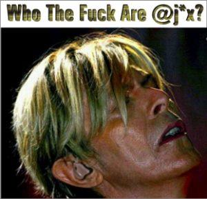 David Bowie 2004-06-11 Amsterdam ,Arena - Who the Fuck are @jax - SQ 8,5
