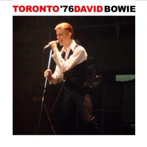 David Bowie 1976-02-26 Toronto ,Maple Leaf Gardens - Toronto 1976 - (Remaster – Hi-Res) - SQ 8