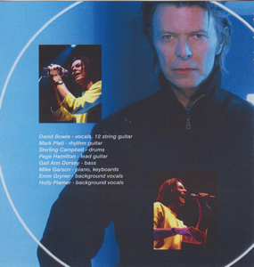 DAVID BOWIE The Pretty Things Are Going To Hell copy