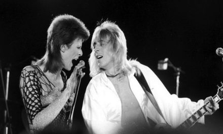 David Bowie 'struggled for years' to tell the story of Ziggy Stardust guitarist Mick Ronson