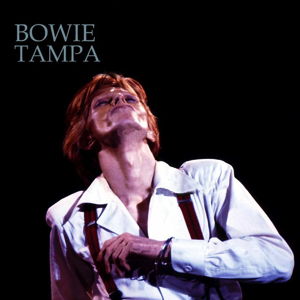 David Bowie 1974-07-02 Tampa ,Curtis Hixon Hall - SQ 7,5