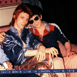 David Bowie 1972-07-08 London ,Royal Festival Hall - (Lineage Unknown) - SQ -7
