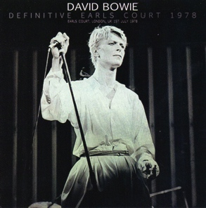 David Bowie 1978-07-01 London ,Earl's Court Arena - The Definitive Earls Court - (Wardour-261) - SQ -9