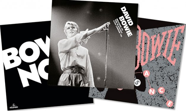 Three intriguing David Bowie releases set for Record Store Day