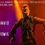 David Bowie 1996-06-28 Leipzig ,Halle Peißnitzinsel (Festival) - Halle ,Germany 960628 - SQ 8,5