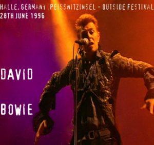 David Bowie 1996-06-28 Halle ,Peißnitzinsel