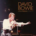 David Bowie 1978-05-16 Berlin ,Deutschlandhalle – Live in Berlin – (1978) EP (3 tracks) – SQ 9,5