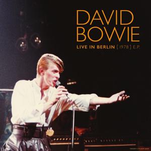 David Bowie 1978-05-16 Berlin ,Deutschlandhalle - Live in Berlin - (1978) EP (3 tracks) - SQ 9,5