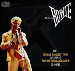 David Bowie 1983-06-15 Bochum ,Ruhrland Stadium - Live Open Air At Bochum Ruhrland Stadium 15/06/83 - SQ -8