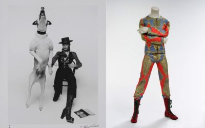 NY Times Brings Readers Closer to Bowie's Freaky Costumes in Augmented Reality