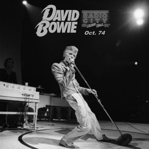 David Bowie 1974-10-30 New York ,Radio City Music Hall - New York RCMH 30.10.1974 - (Remaster) - SQ 7+