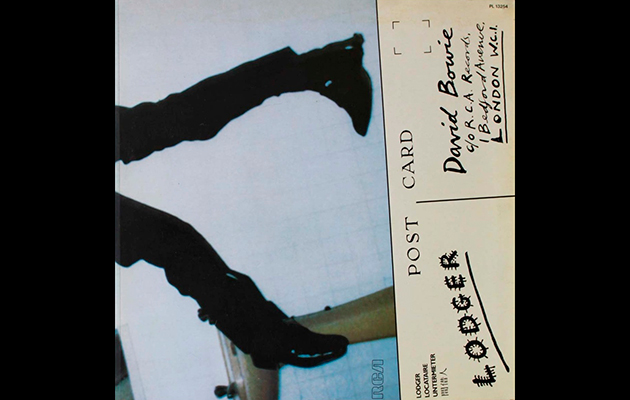 Bowie's box set A New Career In A New Town (1977 – 1982) – we focus on Lodger