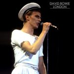 David Bowie 1978-06-30 London .Earl's Court Arena - London - SQ 8,5