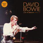 David Bowie 1978-05-16 Berlin ,Deutschlandhalle - Live in Berlin - (1978) EP (8 tracks) - SQ 10