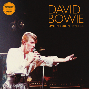 David Bowie 1978-05-16 Berlin ,Deutschlandhalle - Live in Berlin - (1978) EP (8 tracks) - SQ 10