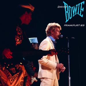 David Bowie 1983-05-20 Frankfurt ,Festhalle - Frankfurt 20.05.83 - (Matrix) - SQ 8,5