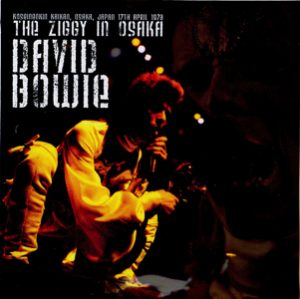 David Bowie 1973-04-17 Osaka ,Koseinenkin Kaikan – The Ziggy In Osaka – (second part of the show) – SQ 6