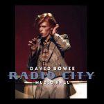 David Bowie 1974-10-30 New York ,Radio City Music Hall - Radio City - SQ 7,5