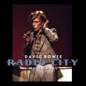 David Bowie 1974-10-30 New York ,Radio City Music Hall - Radio City - SQ 7,5