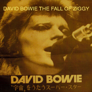 David Bowie 1973 07 03 London ,Hammersmith Odeon – The Fall Of Ziggy – SQ 8,5