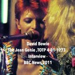 David Bowie 1973-01-04 BBC Radio Oxford – The Jean Genie-BBC Top Of The Tops