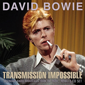 David Bowie Transmission Impossible (Legendary Radio Broadcasts From The 1970s - 1990s) - SQ 9