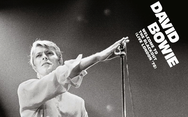 David Bowie's Welcome To The Blackout (Live London '78) gets a 2CD release