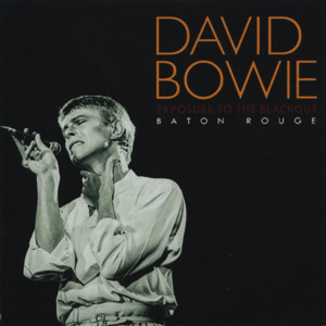 David Bowie 1978-04-11 Baton Rouge ,Louisiana State University - Exposure To The Blackout - SQ 8,5