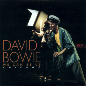 David bowie 1978-04-17 Chicago ,Arie Crown Theatre - We Can Be Us - SQ 8+